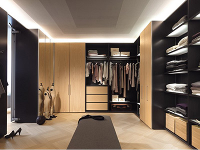 GO05 Giyinme Odası