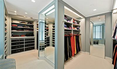 GO09 Giyinme Odası