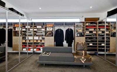 GO26 Giyinme Odası