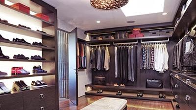 GO32 Giyinme Odası