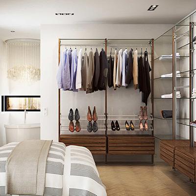 GO33 Giyinme Odası