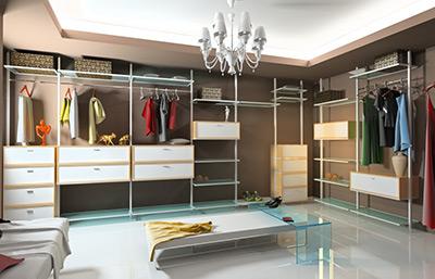 GO43 Giyinme Odası