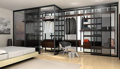 GO59 Giyinme Odası