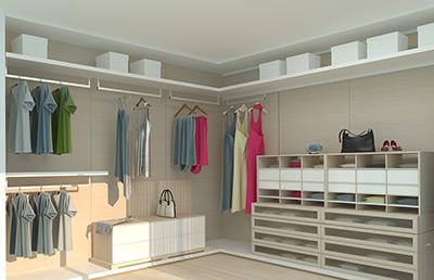 GO71 Giyinme Odası