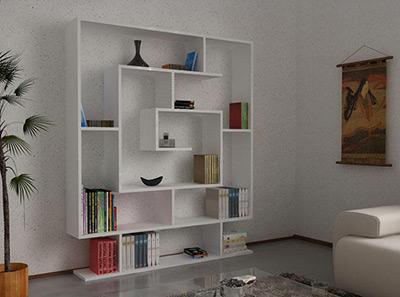 KT017 Kitaplık