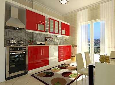 MT051 Mutfak Dolabı