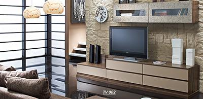 TV002 Tv Ünitesi Modeli