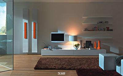 TV020 Tv Ünitesi Modeli