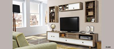 TV026 Tv Ünitesi Modeli